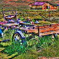 Bodie Vintage Flatbed by Chris Brannen