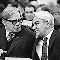Bogolyubov And Keldysh, Soviet Scientists by Ria Novosti