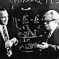 Bogolyubov (right), Soviet Physicist by Ria Novosti
