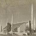 Boise Lds Temple by Ramona Murdock