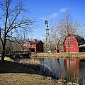 Bonneyville Mill by Laura Kinker