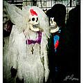 Boo-tiful Couple by Diana Haronis