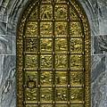 Book Of Genesis Brass Door by Sabrina L Ryan