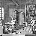 Bookbinder, 1763 by Granger