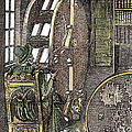 Bookwheel, 1588 by Granger