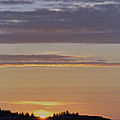 Boothbay Maine Sunrise 1 by Jonathan Fine