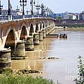 Bordeaux Bridge by Sophie Vigneault