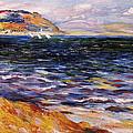 Bordighera by Pierre Auguste Renoir