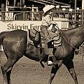 Born in the Saddle