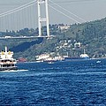 Bosphorus Traffic by Ian  MacDonald