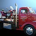 Boss Hoss Truck by Bill Dutting
