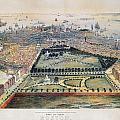 Boston, 1850 by Granger