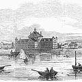 Boston: Almshouse, 1852 by Granger