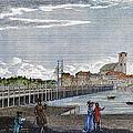 Boston: Charles River, 1789 by Granger