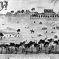 Boston Common, 1768 by Granger