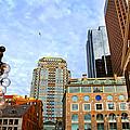 Boston Downtown by Elena Elisseeva