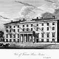 Boston: Hotel, C1835 by Granger