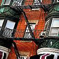 Boston House Fragment by Elena Elisseeva
