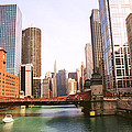 Chicago Skyscraper 2 by Claude Taylor
