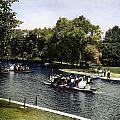 Boston: Swan Boats, C1900 by Granger