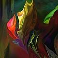 Botanical Fantasy 121211 by David Lane