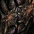 Botanical Fantasy 123011 by David Lane