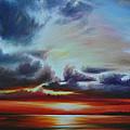 Botany Bay Sunrise by James Christopher Hill