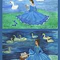 Both Swan Lake Readers by Sushila Burgess