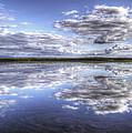 Bottentnen Lake  by Michele Cornelius