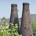 Bottle Kilns by Andrew  Michael