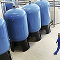 Bottled Water Production by Ria Novosti