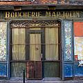 Boucherie Marjolin by Andrew Fare