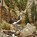 Boulder Falls Long View  by James BO Insogna