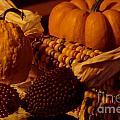 Bountiful Harvest by Sharon Elliott