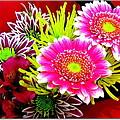 Bouquet De La  Passion by Danielle  Parent