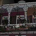 Bourbon Street Balcony by Nimmi Solomon
