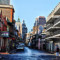 Bourbon Street By Day by Bill Cannon