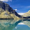 Bow Lake,alberta,canada by Axiom Photographic