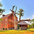 Bowen Plantation House 003 by Barry Jones