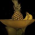 Bowl Of Fruit 1 by Madeline Ellis