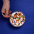Bowl Of Pills by Photo Researchers