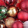 Box Of Christmas Decorations  by Simon Bratt Photography LRPS