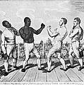 Boxing: Cribb V. Molineaux by Granger