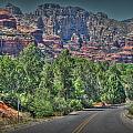 Boynton Canyon Colors by Aaron Burrows