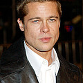Brad Pitt At The Premiere Of Oceans by Everett