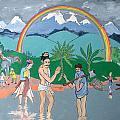 Brahmadatta Finds Mango by Scott Cumming