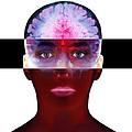 Brain Scan by Mehau Kulyk