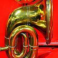 Brass Band by Newel Hunter