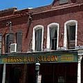 Brass Rail Saloon by LeeAnn McLaneGoetz McLaneGoetzStudioLLCcom