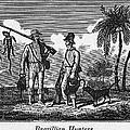 Brazil: Hunters, C1820 by Granger